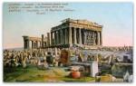 Αθήνα, δυτική όψη Παρθενώνα