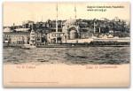 Κωνσταντινούπολη, όψη Tophane από τον Βόσπορο